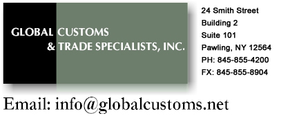 Global Customs & Trade Specialists, Inc.